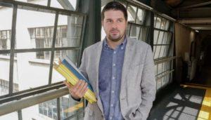 Maurício Stegmann Dieter, professor de criminologia na USP. Imagem: Marcos Santos / USP Imagens.