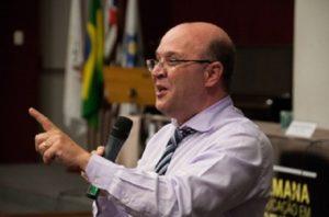 Marcus Orione, pesquisador marxista e professor de Direito da Seguridade Social, da Faculdade de Direito da USP. Foto de arquivo.